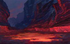 Nathan Fowkes Art: Road to El Dorado