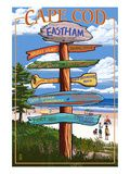 Eastham, Massachusetts Cape Cod - Sign Destinations