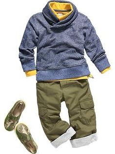 Baby Boy Clothes: Featured Outfits Outfits We Love | Old Navy