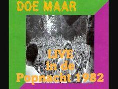 Doe Maar - Live in de Popnacht 1982 duur: 1:09:51