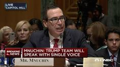 Steven Mnuchin, Treasury Nominee, Failed to Disclose $100 Million in Assets - how is that for transparency and draining the swamp?