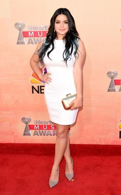 Ariel Winter from 2015 iHeartRadio Music Awards Red Carpet Arrivals | E! Online #iHeartRadio #RedCarpet #2015