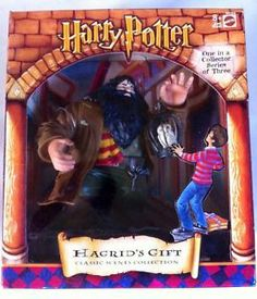 HARRY POTTER CLASSIC SCENE COLLECTION HAGRIDS GIFT