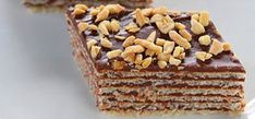 Nápolyi - Tudod-e? Hungarian Desserts, Hungarian Recipes, Polish Recipes, Polish Food, Something Sweet, Homemade Cakes, Winter Food, Sweet Recipes, Sweet Tooth