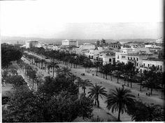 Paseo victoria Córdoba