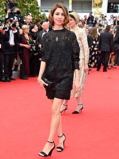2014年5月14日(水)に、第67回カンヌ国際映画祭が開幕。ソフィア・コッポラがレッドカーペットに選んだのは「ヴァレンティノ」。