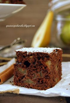 Food Cakes, Cake Recipes, Food And Drink, Cooking, Diet, Chef Recipes, Kuchen, Polish, Cakes