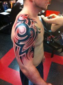 My tribal Tattoo