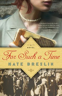 "For Such a Time by Kate Breslin is a retelling of the story of Esther set in a Nazi concentration camp in WW2.  ""A strong belief in God is like forging steel; it must be repeatedly tested in fire, then cooled in the waters of His mercy before becoming resilient enough to withstand evil."" 2/15"