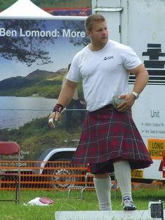 Callander Highland Games 2008 Scott Rider