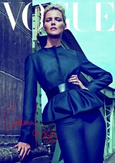 ¡al asalto! | Carmen Kass | Koray Birand | Vogue Mexico September 2012