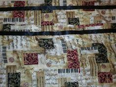 Music curtains