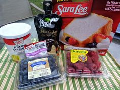 #AD Outnumbered 3 to 1: Berry Sinful Angel Delight Recipe for National Angel Food Cake Day October 10th. GIVEAWAY Sara Lee Free Product Coupons and a $50 VISA Gift Card