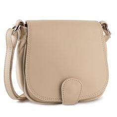 Torebka CREOLE - RBI046 Beż S03 Saddle Bags, Fashion, Moda, Sling Bags, Fashion Styles, Fasion