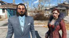 Construct a Custom Companion at Fallout 4 Nexus - Mods and community