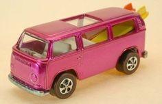1969 Pink Rear-Loading Volkswagen Beach Bomb - The 50 Best Hot Wheels of All Time | Complex