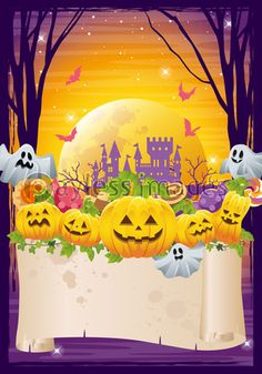 Halloween Invitations, Wallpaper Backgrounds, Wallpapers, Favorite Holiday, Birthday, Decor, Drawings, Birthdays, Decoration