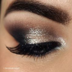 Very pretty eye #makeup - beautiful smokey look without being overwhelming
