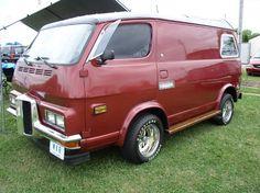 Custom Vans 70's