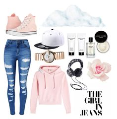 """""""Untitled #321"""" by army-4-life on Polyvore featuring Vetements, WithChic, Converse, Gucci, Dolce&Gabbana and Bobbi Brown Cosmetics"""