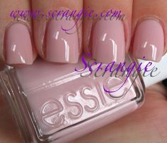 Normally Bridal collections are a mess of sheer, watery pinks and lifeless off-whites... Essie managed to actually throw some fun color int...
