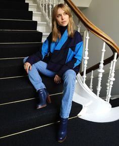 What Danish Street Style Star Pernille Teisbaek is Wearing to Fashion Week