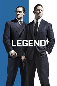 From Academy Award winner Brian Helgeland (L.A. Confidential, Mystic River) and Working Title (The Theory of Everything) comes the true story of the rise and fall of London's most notorious gangsters, Reggie and Ronnie Kray, both portrayed by Tom Hardy in a powerhouse double performance. Together, the Kray Twins take over the city.