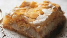 Britakakku raparperi Pie, Desserts, Food, Torte, Tailgate Desserts, Pastel, Meal, Dessert, Eten