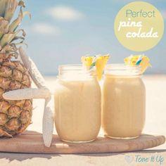 Perfect Summer Piña Colada!