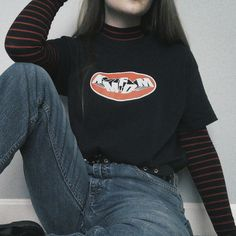 66 outstanding grunge outfits ideas for women 1 Grunge Outfits, 90s Fashion Grunge, Edgy Outfits, Retro Outfits, Mode Outfits, Cute Casual Outfits, Vintage Outfits, Fashion Outfits, 90s Grunge