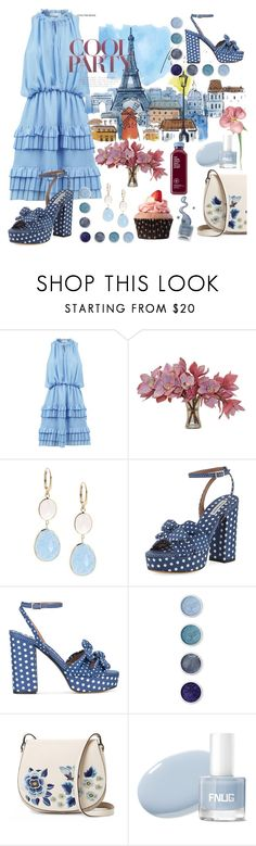"""""""Без названия #34"""" by kristi-alexandrova ❤ liked on Polyvore featuring Sandro, The French Bee, Saks Fifth Avenue, Tabitha Simmons, Terre Mère and French Connection"""