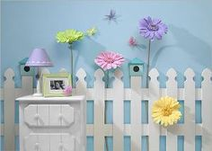 For my Daisy Pretty Pastel, Girls Dream, Dream Bedroom, Bed Frame, Little Girls, Daisy, Porches, Bedrooms, Gardening