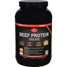 Olympian Labs Beef Protein Isolate Chocolate 2 lb