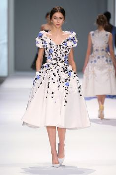 Ralph & Russo Haute Couture Spring/Summer 2015 Collection