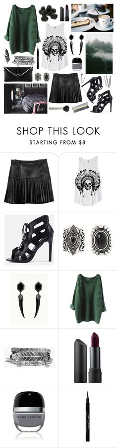 """i'm a slave to your games"" by surma ❤ liked on Polyvore featuring rag & bone, New Look, Boohoo, Bite, Marc Jacobs, Givenchy, BOBBY and Japonesque"