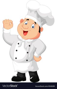 Thumbs chef PNG and Clipart Cartoon Chef, Diy And Crafts, Crafts For Kids, Inkscape Tutorials, Clip Art, Digi Stamps, Fabric Painting, Cartoon Characters, Chibi