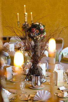 wedding table centerpieces @cleverwedding Wedding Table Centerpieces, Table Decorations, City Hall Wedding, Dublin City, Irish Wedding, Shakespeare, Elegant, Party, Classy