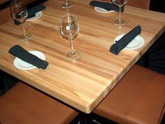 Best 25 Butcher Block Table Tops Ideas On Pinterest