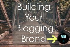 building your blogging brand - part II. blogging has changed over the past few years, or rather many years for me. Creating a brand for yourself can definitely help kick start a career with your current passion(s). But these days, it's more than just posting. Here are ways to take ACTION! www.cottercrunch.com #blogging