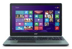 Acer Aspire E1-572 15.6-inch Laptop (Iron) - (Intel Core i7 1.8GHz, 8GB RAM, 1TB HDD, DVDSM DL, LAN, WLAN, Webcam, Integrated Graphics, Windows 8.1)