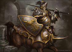Dark Knight by Ruslayer on DeviantArt