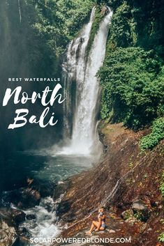 A guide to North Bali: The best Bali waterfalls to see near Munduk and Lovina, and where to stay nearby, from budget to luxury options.
