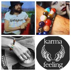 A selection of Karma Feeling looks