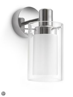 Philips Mybathroom Care Wandlamp - Grijs