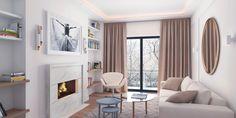 Apartments in Moscow Designer Arseny Salnikov