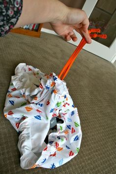 This tutorial looks easier...Lego/toy storage and play mat! @ Danielle Dunn, I want to make this for Rohan!