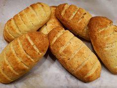 Ψωμί του τοστ/ατομικά ψωμάκια - Dukan's Girls Bread, Food, Brot, Essen, Baking, Meals, Breads, Buns, Yemek