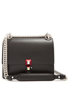 Click here to buy Fendi Kan I leather cross-body bag at MATCHESFASHION.COM