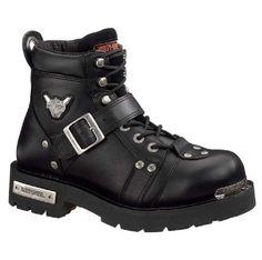 Harley-Davidson Men's Brake Buckle Boot,Black,10.5 M - http://authenticboots.com/harley-davidson-mens-brake-buckle-bootblack10-5-m/