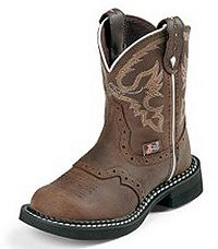 Justin Boots 9909C - Justin Children's Gypsy Boot Style
